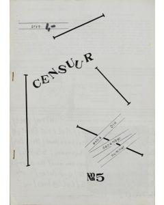 Censuur no. 05 (ca. 1980)