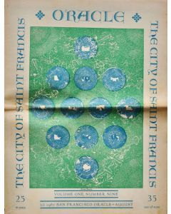 The City of San Francisco Oracle no. 09 (1967)